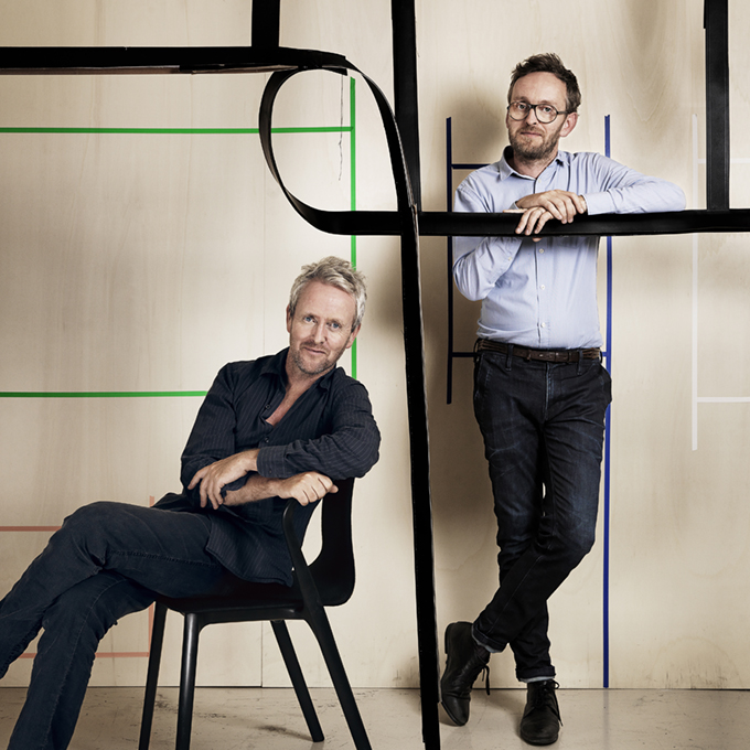 David Coulon - Erwan et Ronan Bouroullec